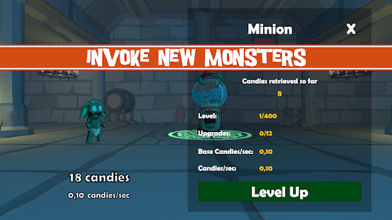 Invoke new monsters